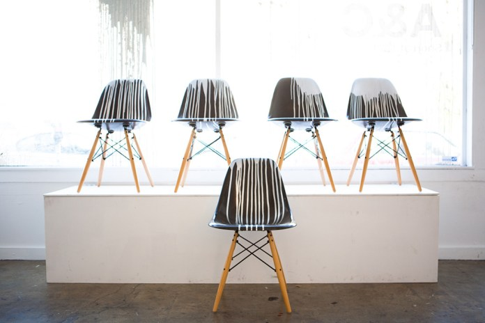 The Making of the KRINK x Modernica Chair