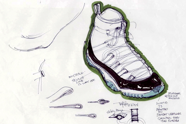 The Man Behind Air Jordan: Tinker Hatfield Talks Inspiration