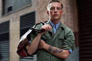 The Sartorialist for Coach Editorial Photographs