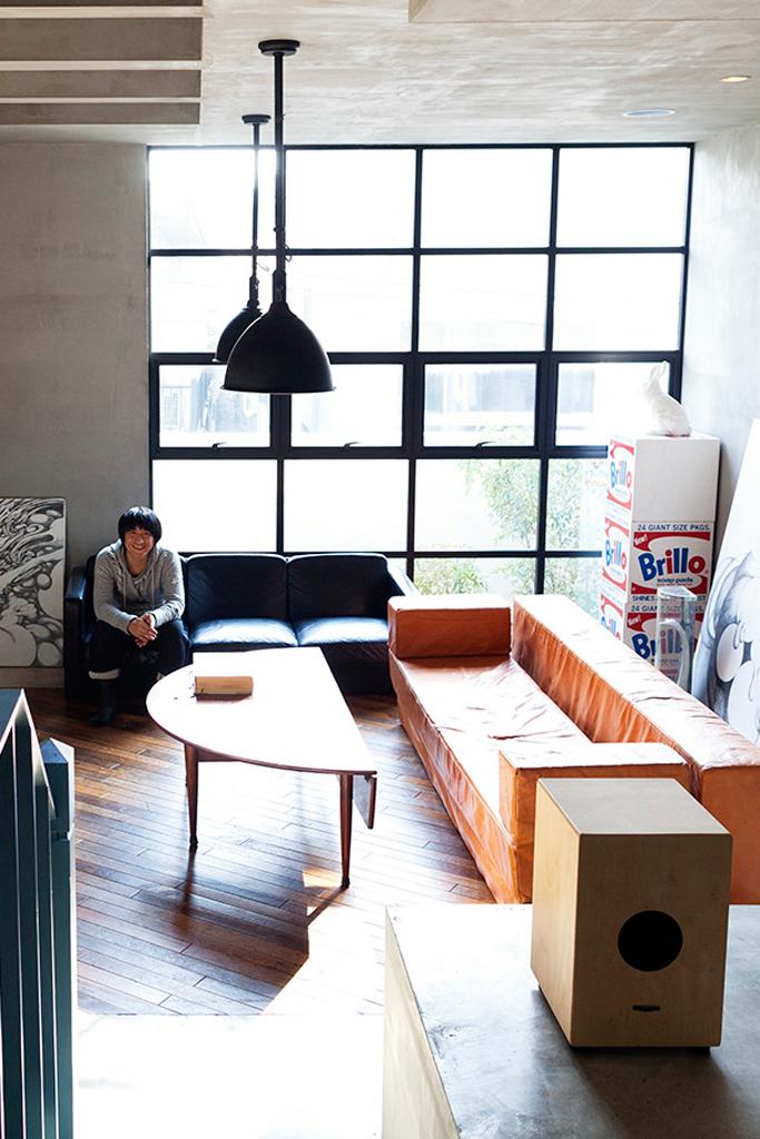 the selby visits designer mihara yasuhiros tokyo home