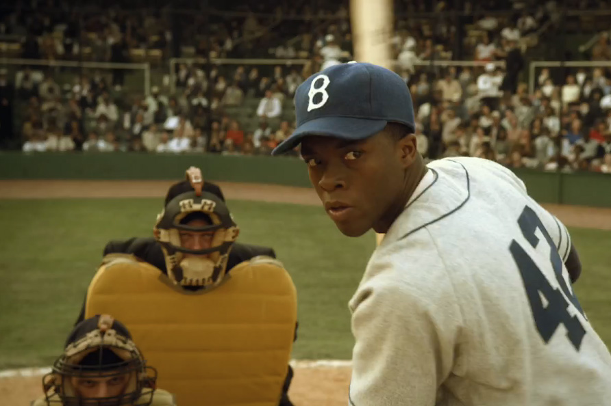 "The Story of Jackie Robinson Told Through ""42"""