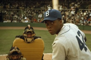 """The Story of Jackie Robinson Told Through """"42"""""""