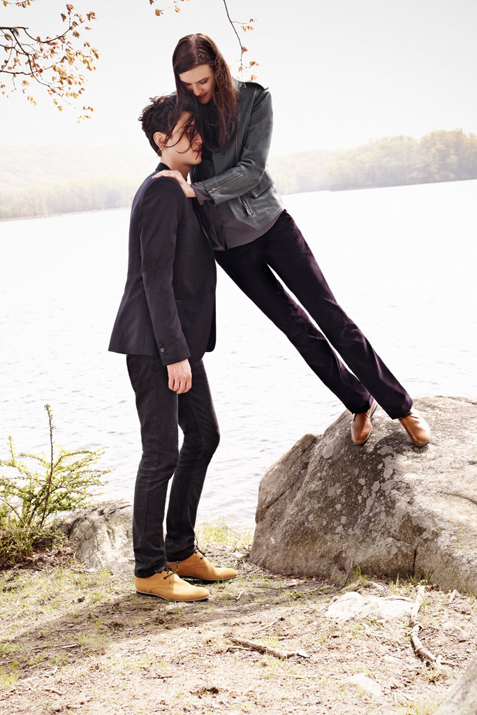 Tod's No_Code 2012 Fall/Winter Lookbook