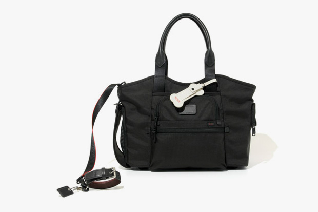 tumi creates a collection of pet friendly accessories