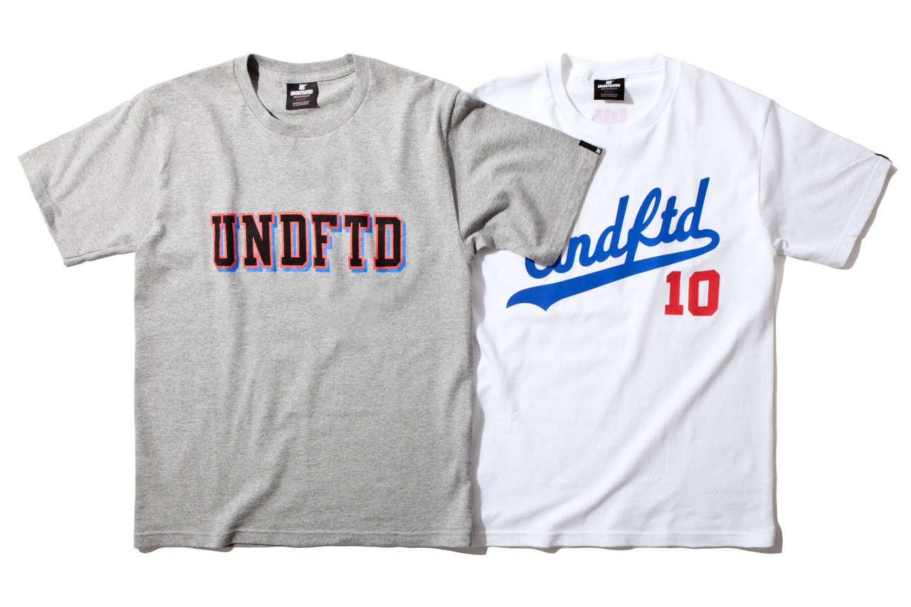 Undefeated 2012 Fall/Winter T-Shirt Collection