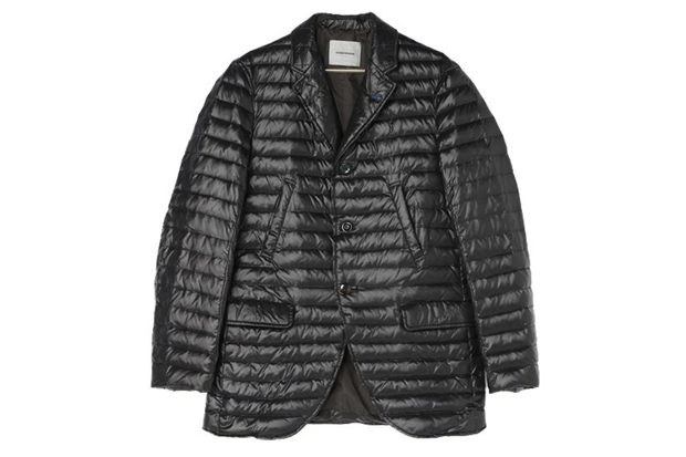 UNDERCOVER J4105-3 Quilted Jacket