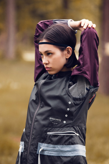 undercover x nike gyakusou 2012 fall winter collection