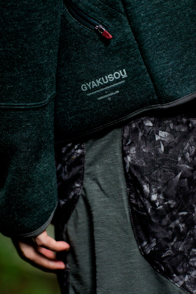 undercover x nike gyakusou 2012 fall winter collection a closer look