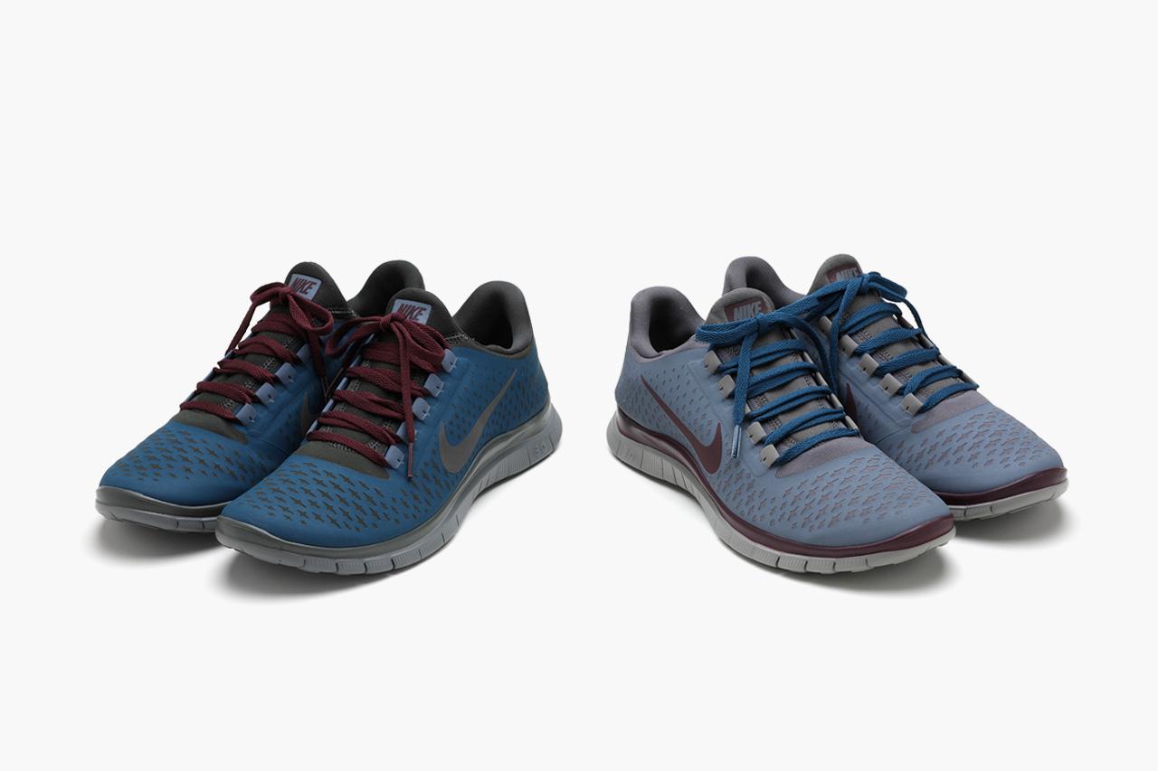 UNDERCOVER x Nike GYAKUSOU 2012 Fall/Winter Footwear