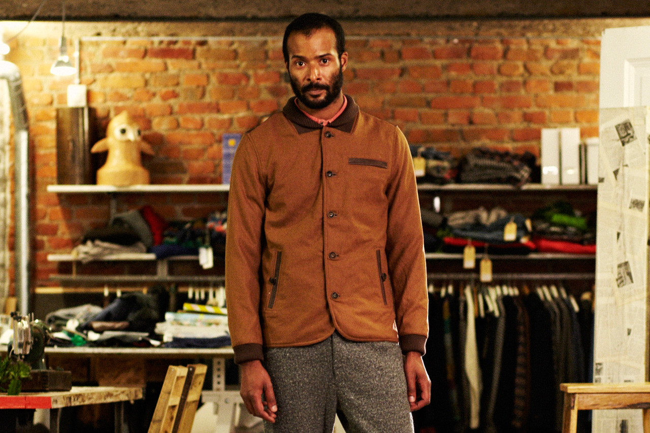 Uniforms for the Dedicated 2012 Fall/Winter Lookbook
