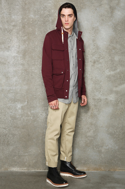 urban outfitters x dickies 2012 fall winter collection