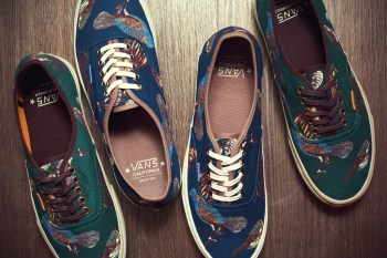 "Vans California 2012 Fall/Winter ""Birds"" Authentic CA Pack"