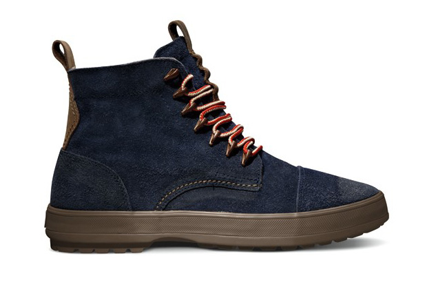 Vans California 2012 Fall/Winter Oxford Toe Cap