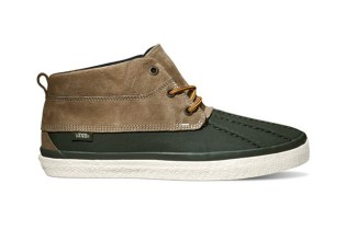 Vans California Chukka Del Pato CA 2012 Holiday Collection
