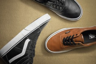 Vans Classics 2012 Holiday Aged Leather Pack