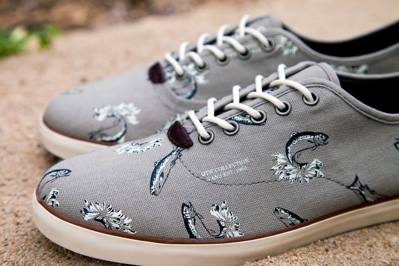 "Vans OTW 2012 Fall/Winter ""Trout"" Pack"
