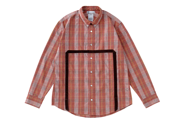 visvim 2012 fall winter 5 nation shirt