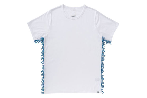 visvim 2012 Fall/Winter PIZI SEAM TEE