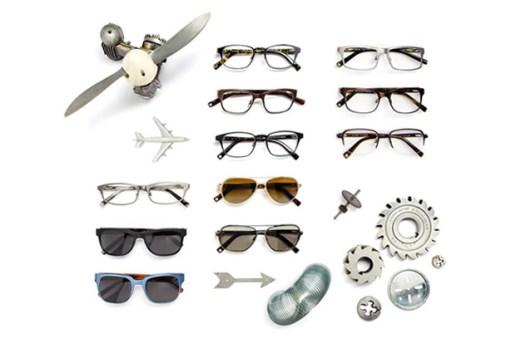 Warby Parker Titanium Collection