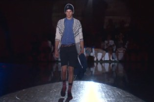 White Mountaineering 2013 Spring/Summer Runway Video