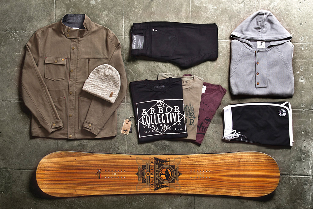 Winner Announcement! Win a $1000 USD Giveaway Pack from Arbor Collective!