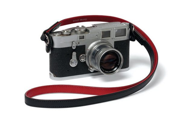 WTAPS x Artisan & Artist* Leather Camera Strap