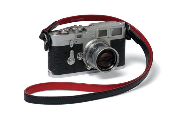 WTAPS x Artisan & Artist* Leather Camera Strap