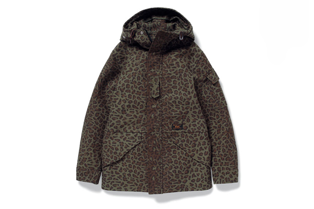 WTAPS PARASMOCK / JACKET. COTTON. TWILL. 3LAYER