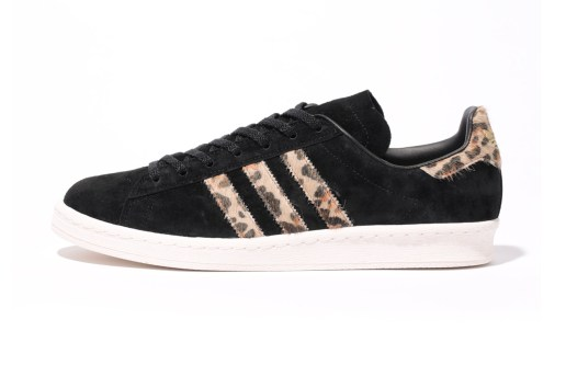 XLARGE x adidas Originals Campus 80s