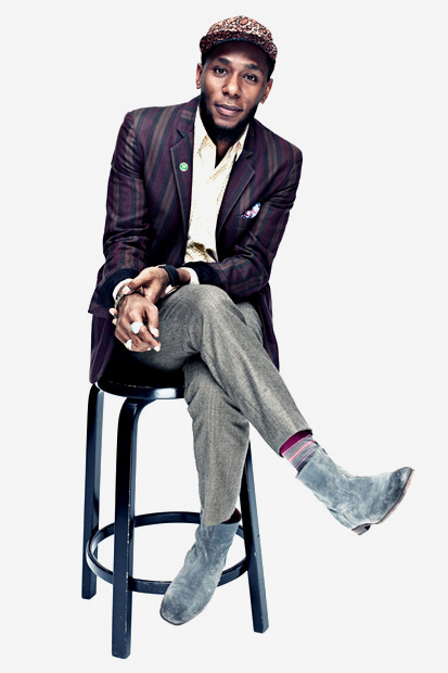 Yasiin Bey Talks Style With GQ