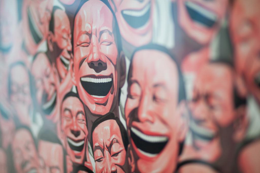 "Yue Min Jun ""The Tao of Laughter"" @ Ocean Terminal, Harbour City Recap Pt. 1"