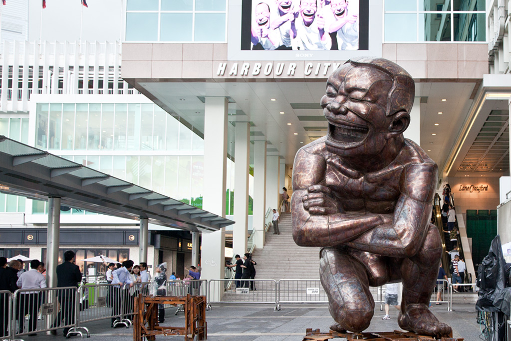 yue min jun the tao of laughter ocean terminal harbour city recap pt 2