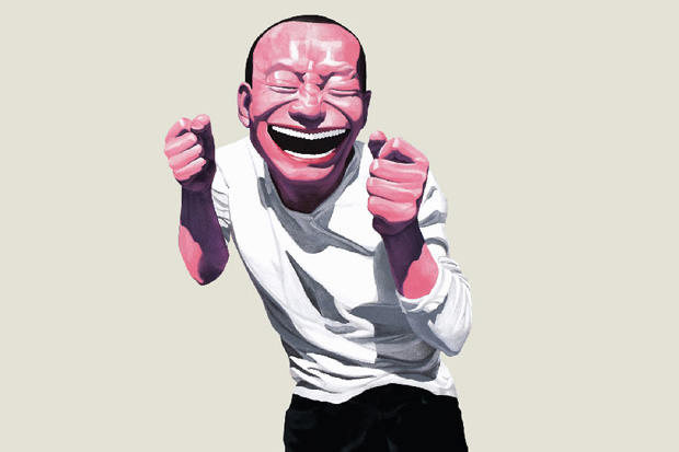 "Yue Min Jun ""The Tao of Laughter"" @ Ocean Terminal, Harbour City"