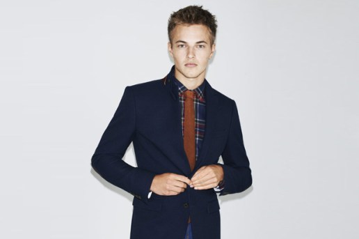 Zara Man 2012 October Collection