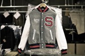 PROCESS: Stussy x Golden Bear of San Francisco Varsity Jacket