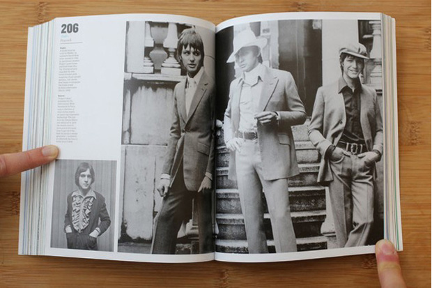 100 years of menswear book by cally blackman