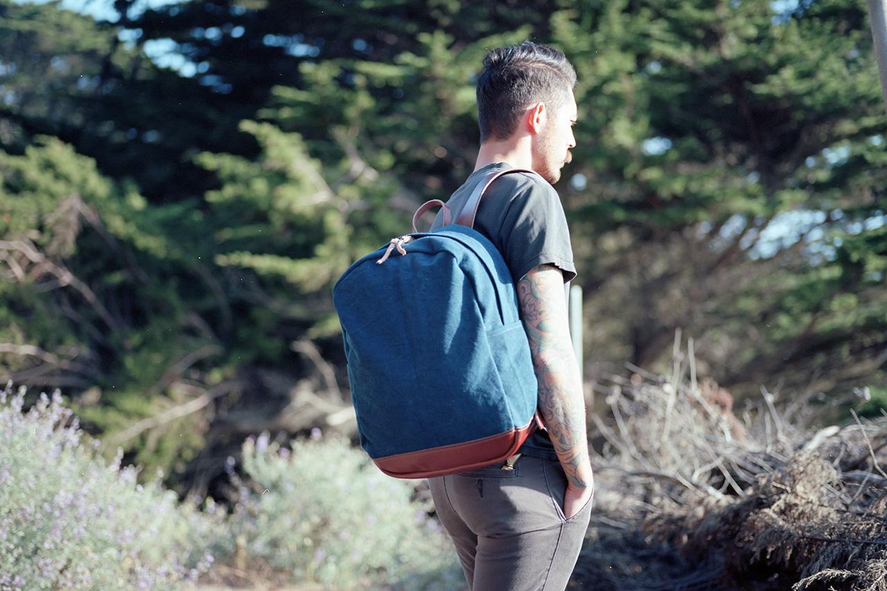 Joshu+Vela Zip Backpack V2