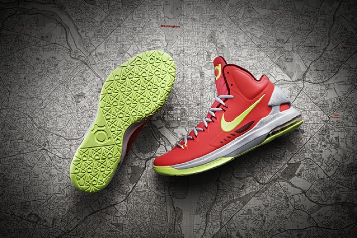Kevin Durant Unveils the Nike KD V