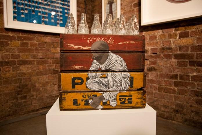 2012 Moniker Art Fair @ Village Underground London