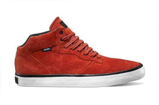 Vans OTW 2012 Holiday Piercy