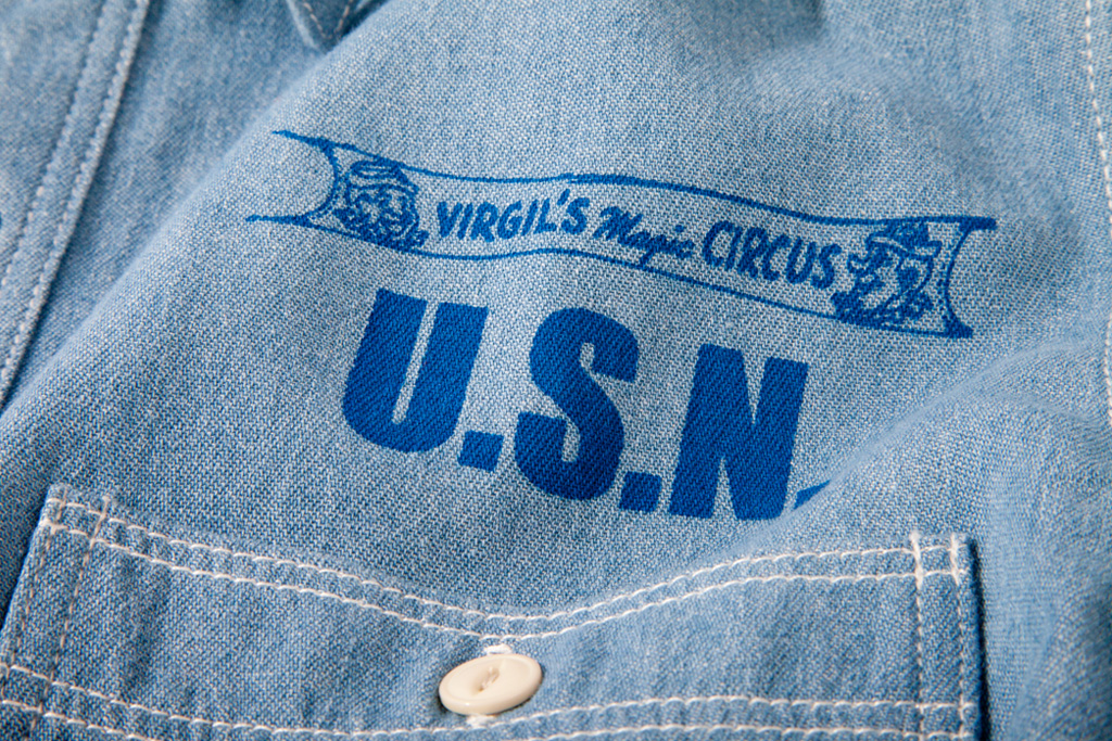 3 Days Union WWII U.S. Navy Memorial Shirts