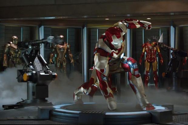 Iron Man 3 Teaser Trailer