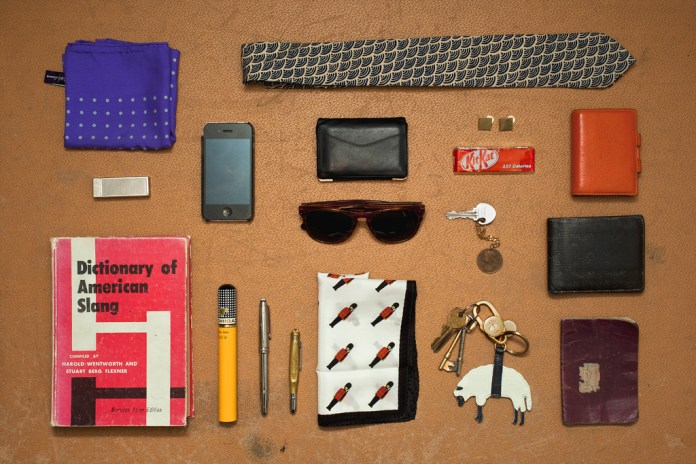 Essentials: Eddie Prendergast of Present London