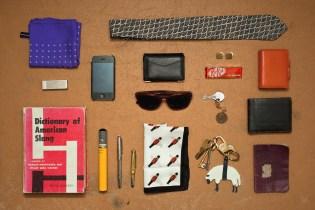 Essentials: Eddie Prendergast of Present London