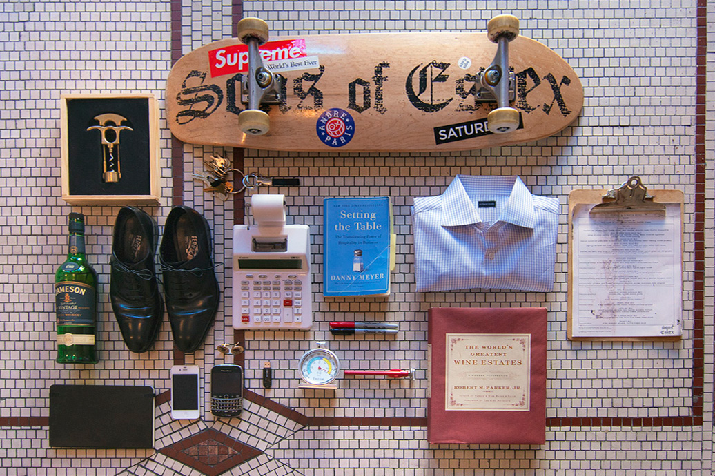 Essentials: James Choung of Sons of Essex