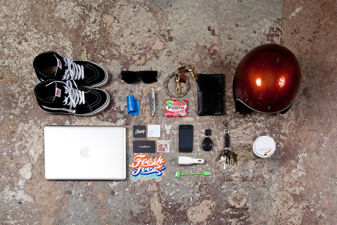 Essentials: Justin Der of Foosh