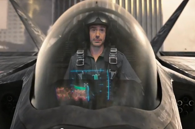 """Call of Duty: Black Ops 2 """"Surprise"""" Live-Action Trailer Featuring Robert Downey Jr."""