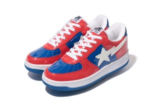 A Bathing Ape London 10-Year Anniversary BAPE STA