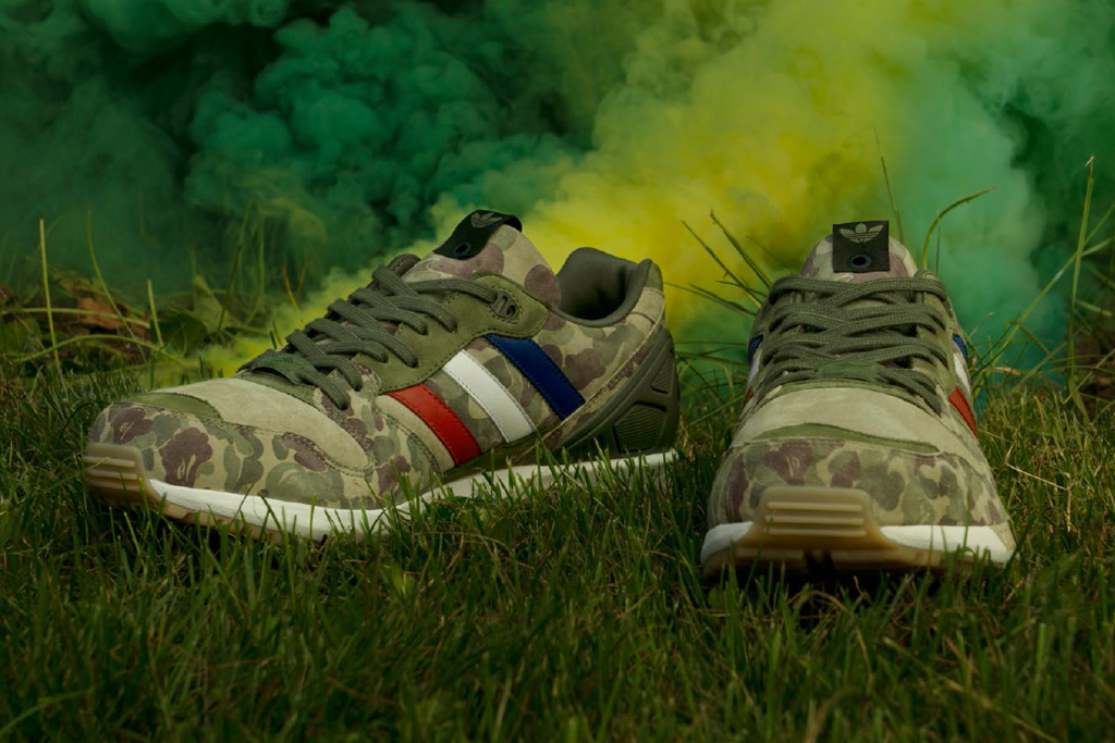 A Bathing Ape x UNDFTD x adidas Originals 2012 Fall/Winter Consortium Collection