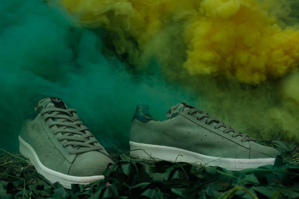 A Bathing Ape x UNDFTD x adidas Originals 2012 Fall/Winter Consortium Collection